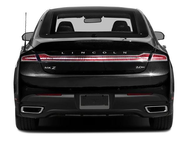 2016 Lincoln Mkz Hybrid Used In Aberdeen Wa Rich Hartman S Harbor Chrysler Dodge Jeep