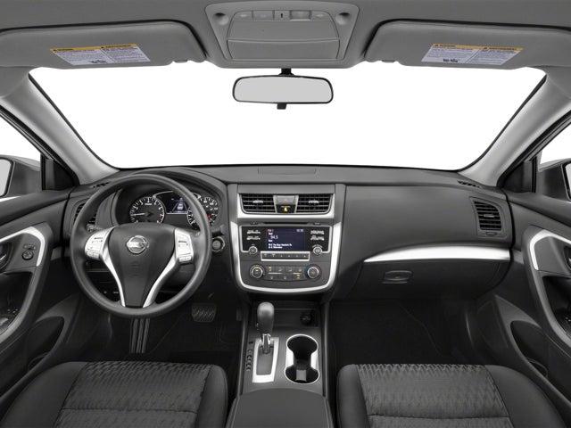 Nissan Altima Sl >> 2018 Nissan Altima 2 5 Sl Used