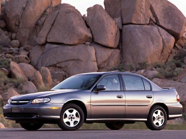 chevrolet cavalier 2003 tire size