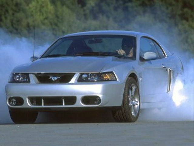 2003 Ford Mustang 2dr Cpe Svt Cobra Used Aberdeen Wa Hoquiam