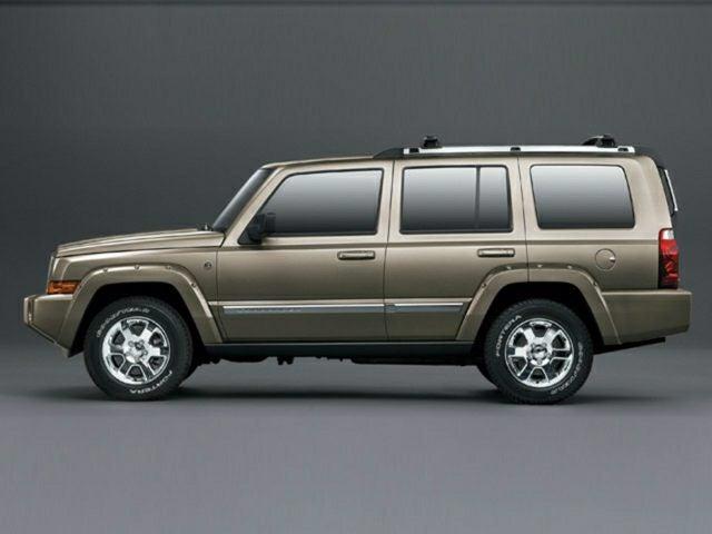 2007 jeep commander limited used aberdeen wa hoquiam montesano