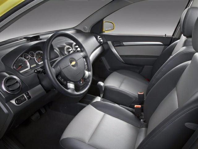 2009 Chevrolet Aveo Lt W1lt Used Aberdeen Wa Hoquiam Montesano