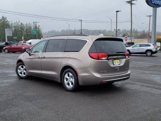 2017 Chrysler Pacifica Hybrid Premium Used In Aberdeen Wa Rich Hartman S Harbor Dodge